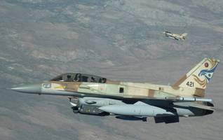 syria says israeli army struck t4 airbase in homs