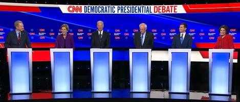 FactChecking the January Democratic Debate