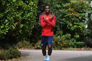 mikel arteta makes eddie nketiah decision to disappoint bristol city, forest and sheff wed