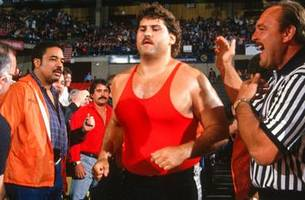 WrestleMania 2 star Jimbo Covert to be inducted into Pro Football Hall of Fame