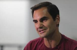 AP Interview: Federer figures Nadal, Djokovic will pass him