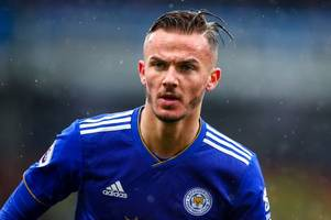 James Maddison urged to seal Manchester United transfer by Louis Saha