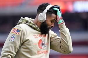 NFL superstar Odell Beckham Jr arrest warrant issued over locker room incident