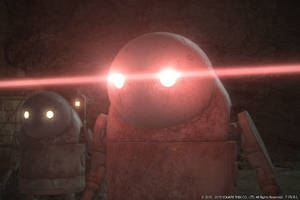 Yoko Taro on Final Fantasy XIV: 'I may end up having to burn down the servers'