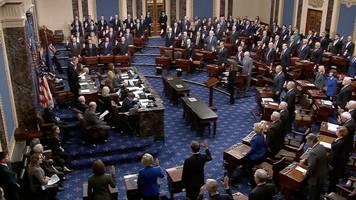 Senate Impeachment Trial Begins With Chief Justice, Senators Sworn In