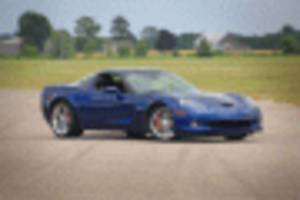 Blue Devil, the first C6 Corvette Z06 from Bowling Green, is for sale and has an impeccable resume