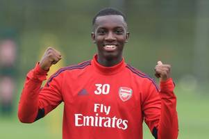 how bristol city's year-long chase of arsenal and leeds united striker eddie nketiah played out