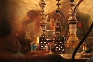 shisha bar boss prosecuted for smoking in his own establishment