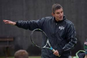 sports awards: alan baxter adds extra string to his bow with tennis role