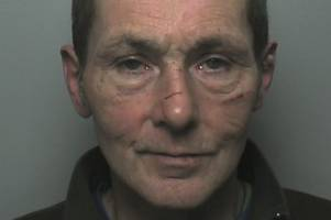 this grandad-of-18 sprays man with cs gas after breaking into stoke-on-trent shop