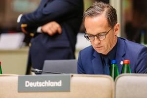 german foreign minister says libya's haftar backs ceasefire: n-tv