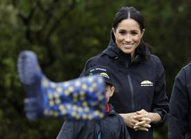 the duchess of sussex has already started working in vancouver