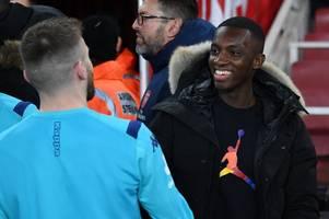 leeds boss marcelo bielsa hits out at arsenal over eddie nketiah decision
