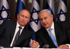 netanyahu after call with putin: optimistic about naama issachar release