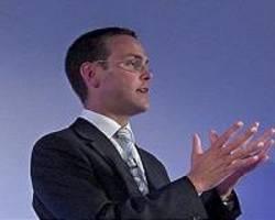James Murdoch blasts dad Rupert's firm over climate 'denial': report