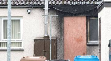 police probe 'reckless' limavady arson attack