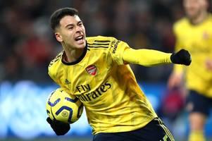 arsenal beat man utd and barcelona to gabriel martinelli transfer despite trials