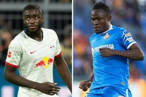 arsenal fans demand dayot upamecano transfer after djene dakonam rumours emerge