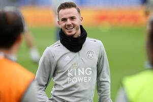 james maddison remains man utd's no.1 transfer target - but bruno fernandes wanted too