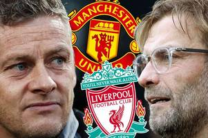 liverpool vs man utd predictions: football writers cast verdict on anfield clash
