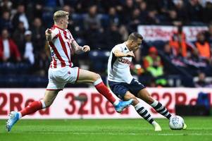 bristol rovers fans send message to former star after good luck message to preston north end loanee