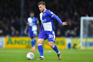 bristol rovers playmaker josh barrett: 'i can do anything i put my mind to'