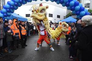 all the road closures for chinese new year 2020 in birmingham