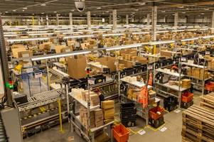 What we saw inside Amazon's Tilbury warehouse will make you think twice about your order