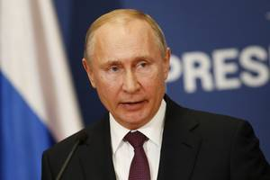 putin to attend berlin conference on libya: kremlin