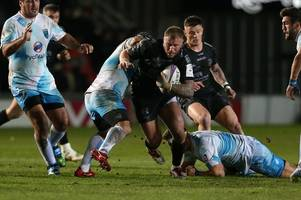 The results Cardiff Blues and Scarlets now need to reach European Challenge Cup quarter-finals after Dragons progress with seven-try win