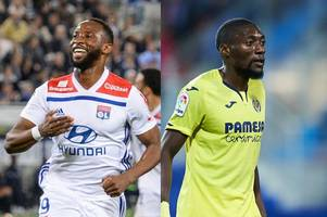 chelsea, tottenham and man united handed moussa dembele boost as lyon agree striker deal
