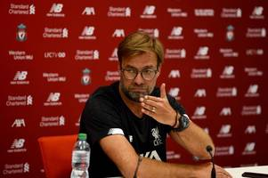 jurgen klopp makes liverpool admission about afcon changes that arsenal fans will agree with