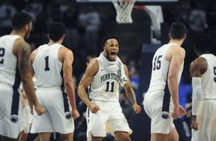 Penn State upsets No. 20 Ohio State 90-76