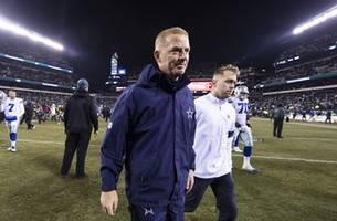 AP source: Giants hiring Garrett as offensive coordinator