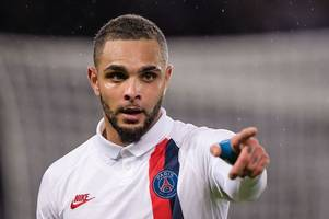 arsenal 'agree' five-year deal for the transfer of psg ace layvin kurzawa
