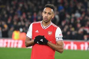 arsenal fans shouldn't care if pierre-emerick aubameyang leaves, says paul merson