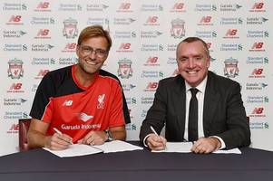 former liverpool ceo ian ayre explains why jurgen klopp is 'perfect' for the club