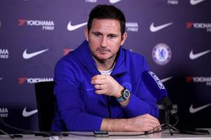 frank lampard admits chelsea might not sign anyone in january transfer window