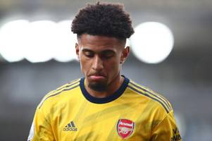 reiss nelson backed to become 'top player' at arsenal by mikel arteta