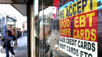 14 states sue trump administration over planned food stamp cuts