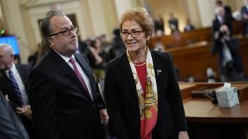 Pompeo Vows To Investigate Possible Surveillance Of Ex-Ambassador