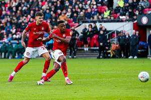 Bristol City 1-0 Barnsley LIVE: Reaction as Eliasson wins it for the Robins