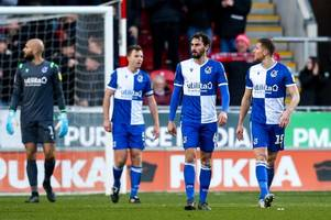 'could not capitalise' - bristol rovers player ratings in defeat to rotherham united