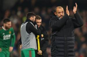 wolves receive hwang hee-chan and thomas lemar transfer updates as nuno reveals huge blow