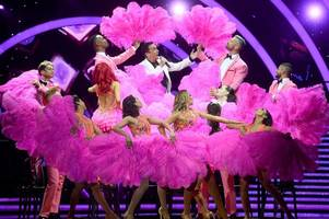 strictly come dancing live at arena birmingham: a magical spectacle that is pure disney for adults