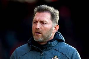 'No chance' - Southampton boss Ralph Hasenhuttl reveals Wolves fury