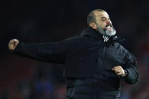 'A lot' - Nuno reveals dressing room inquest which sparked Wolves comeback