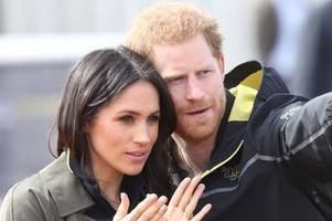 harry and meghan: duke and duchess of sussex to be stripped of royal titles