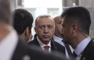 erdogan calls on europe to support turkey's moves in libya