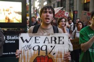 i co-founded occupy wall street. now i'm headed to davos. why?